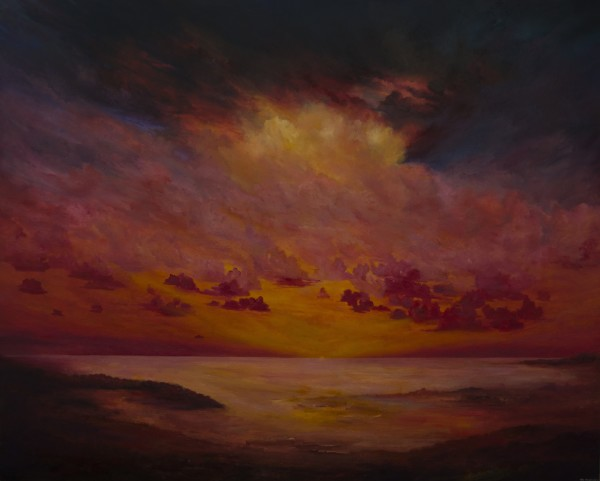 """""""Passion Awakes Ecstasy"""" by Michelle Purves"""
