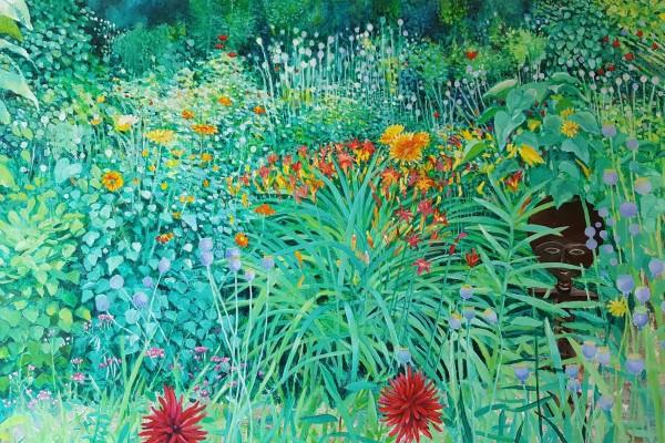 Secret Garden by Joe Roache