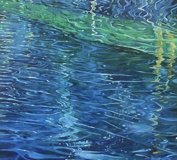 Water Reflections by Joe Roache