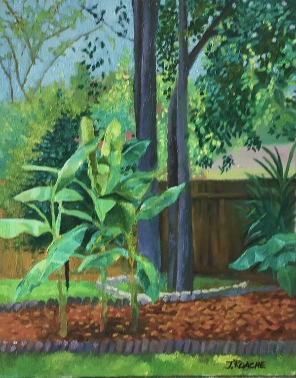 Banana Trees by Joe Roache