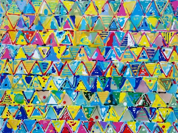 I Built Pyramids by Joe Roache