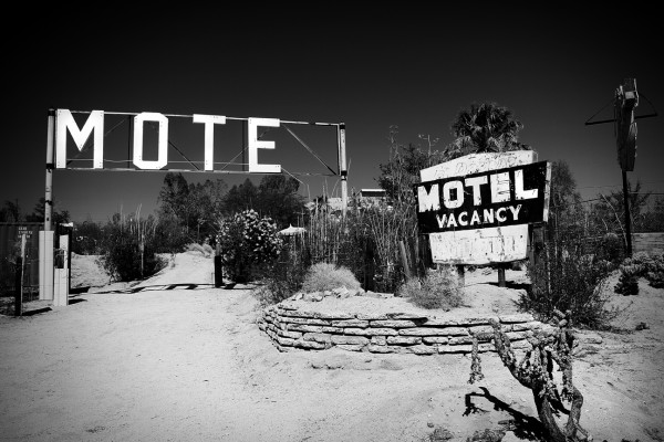 El Dorado Motel by Mark Peacock
