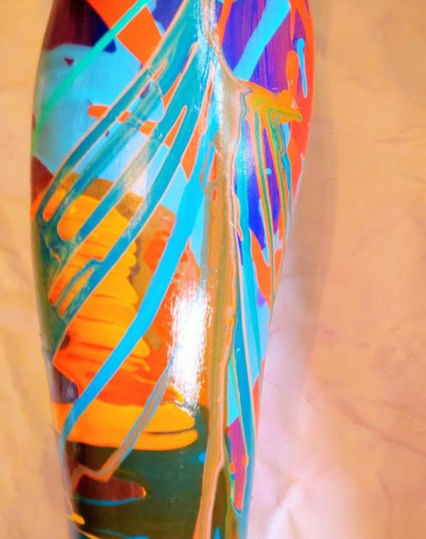 Wearable Art @Alicenterlou by Marlesha S. Woods