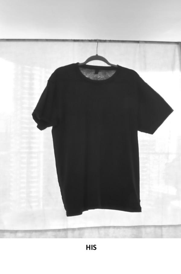 His shirt by Sharon Heitzenroder
