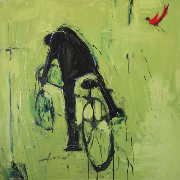 Bicycle by D Hake Brinckerhoff