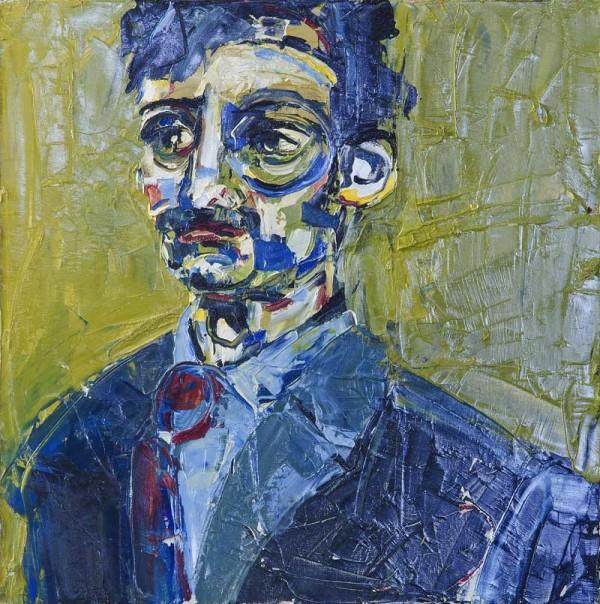 Mustache by D Hake Brinckerhoff