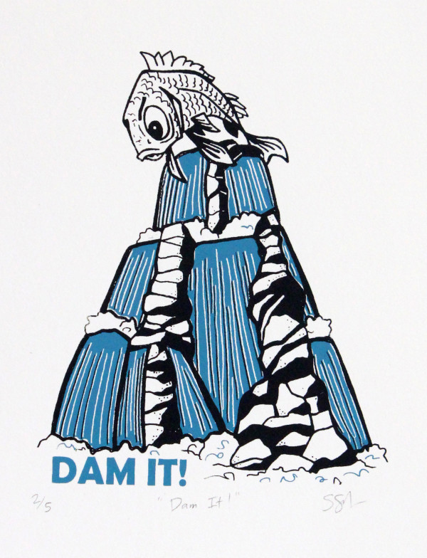 Dam It! by Samantha Snyder