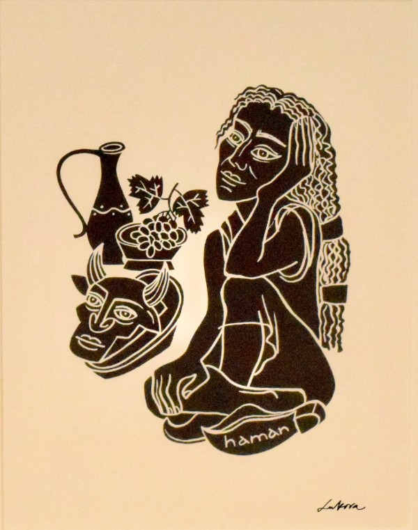 以色列的王后,来自圣经中的女性,以色列妇女,奥斯帖7由卢巴·卢卡瓦