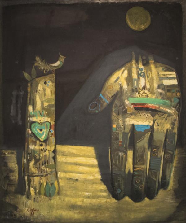 Hand by Sa' Di Dawud