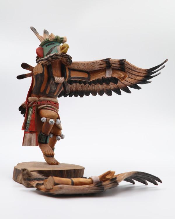 Eagle Dancer Kachina by Henry Naha