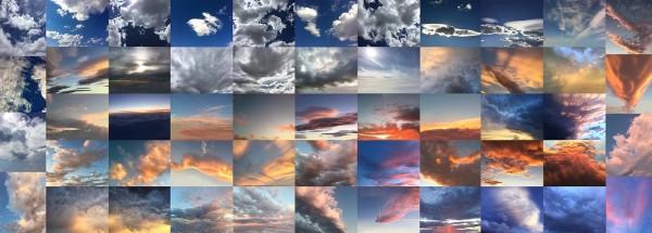 Sky Kaleidoscope by Peter Goin