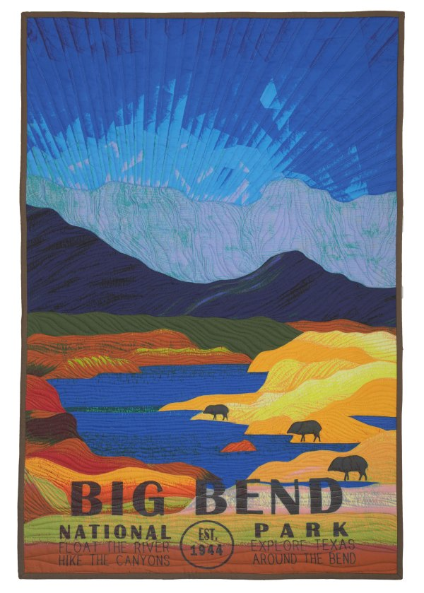 Big Bend by Vicki Conley