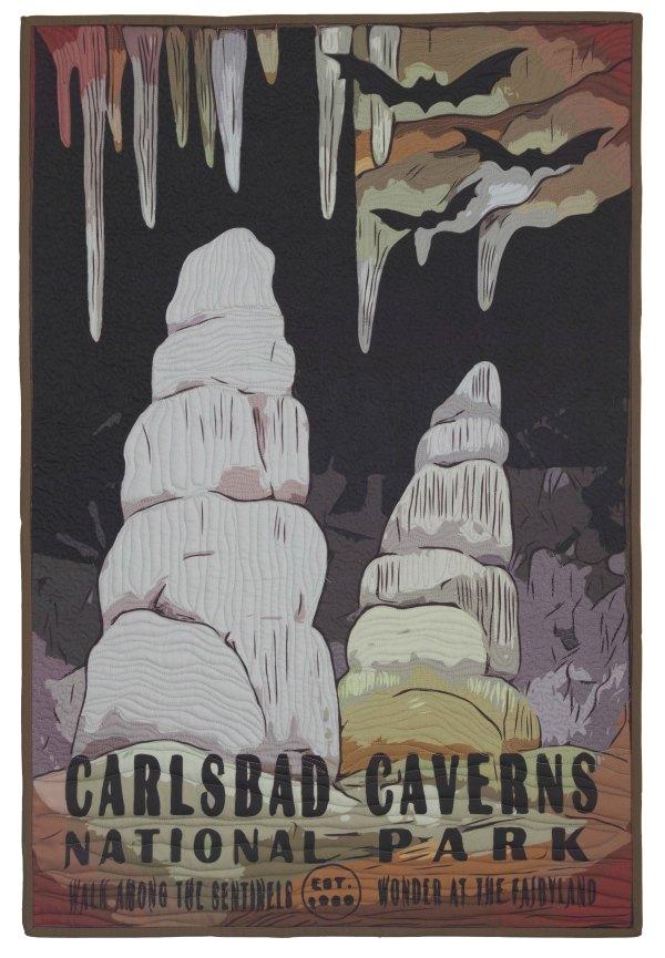 Carlsbad Caverns by Vicki Conley