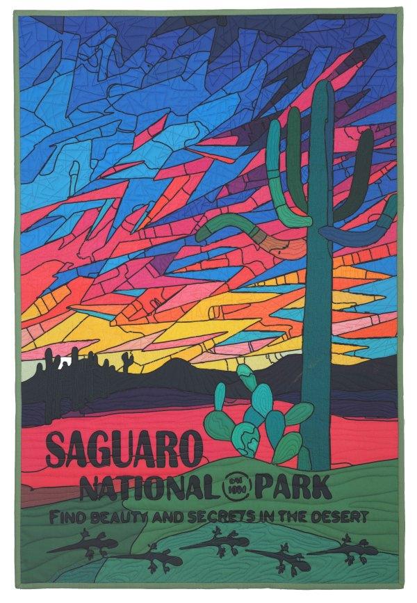 Saguaro by Vicki Conley