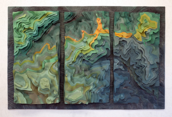 Topography II-Crest Trail by Shannon Conley