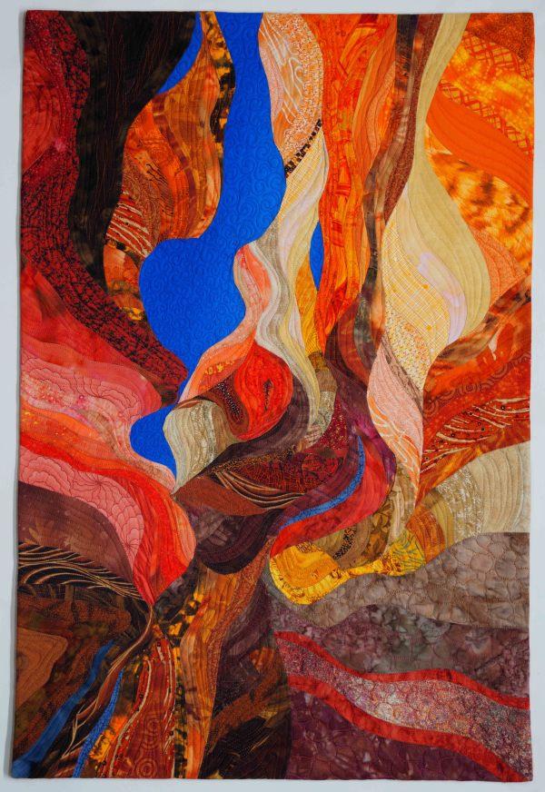 Slot Canyon #1 by Vicki Conley