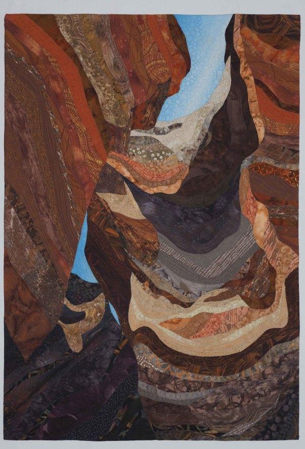 Slot Canyon #3 by Vicki Conley