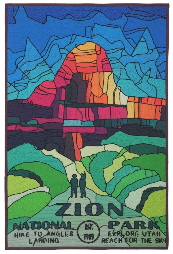 Zion by Vicki Conley
