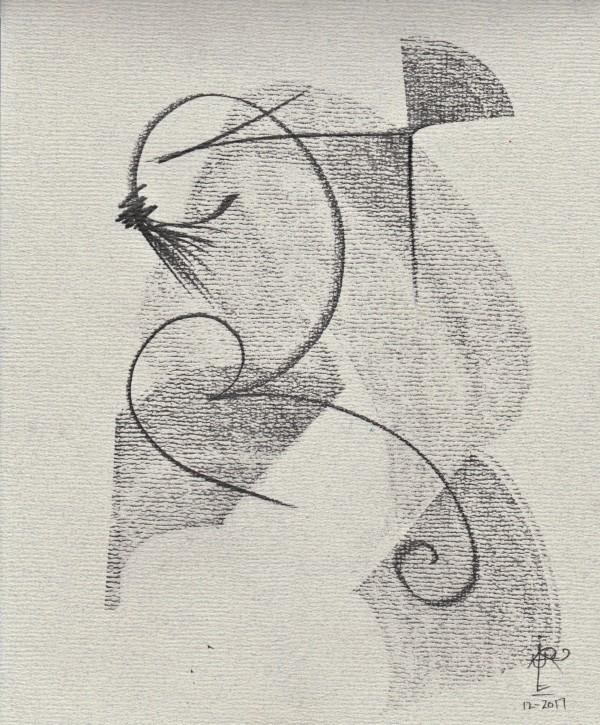 Obras en graphite_0066_Abanico_C by Luis Ituarte