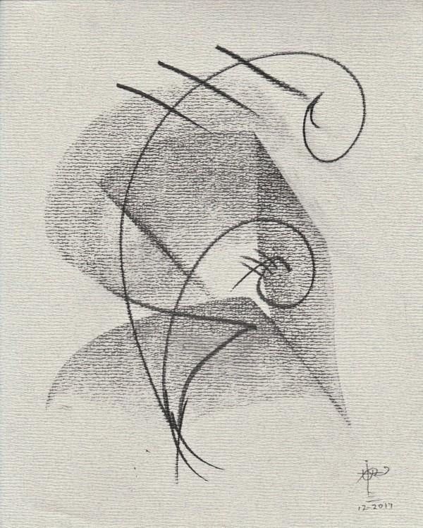 Obras en graphite_0066_Madonna_D by Luis Ituarte