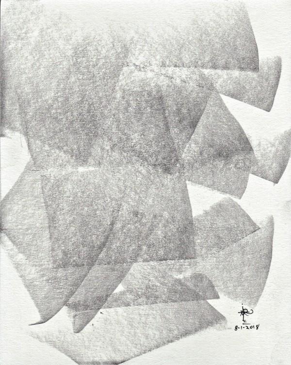 Obras en graphite_0066_Vientos 1 by Luis Ituarte