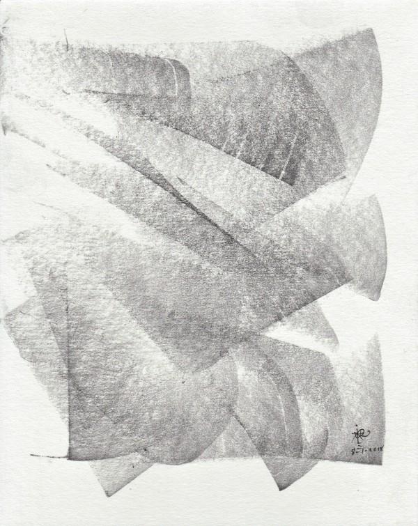 Obras en graphite_0066_Vientos 2 by Luis Ituarte
