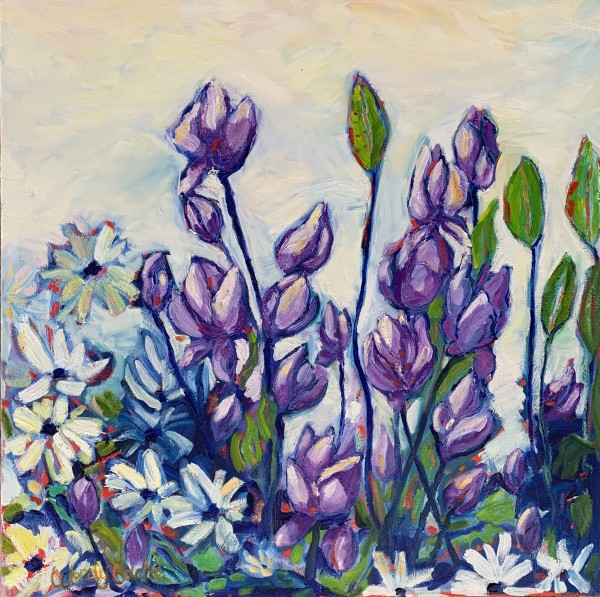 Lovely Lavender by Wendy Bache