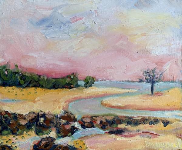 Tannum Beach by Wendy Bache