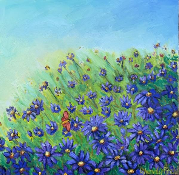Blue Breeze by Wendy Bache
