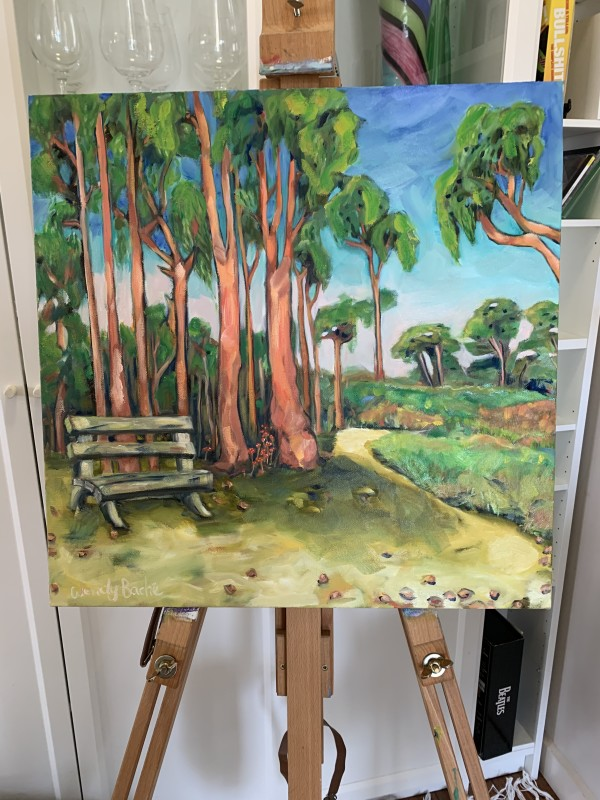 Stillness by Wendy Bache