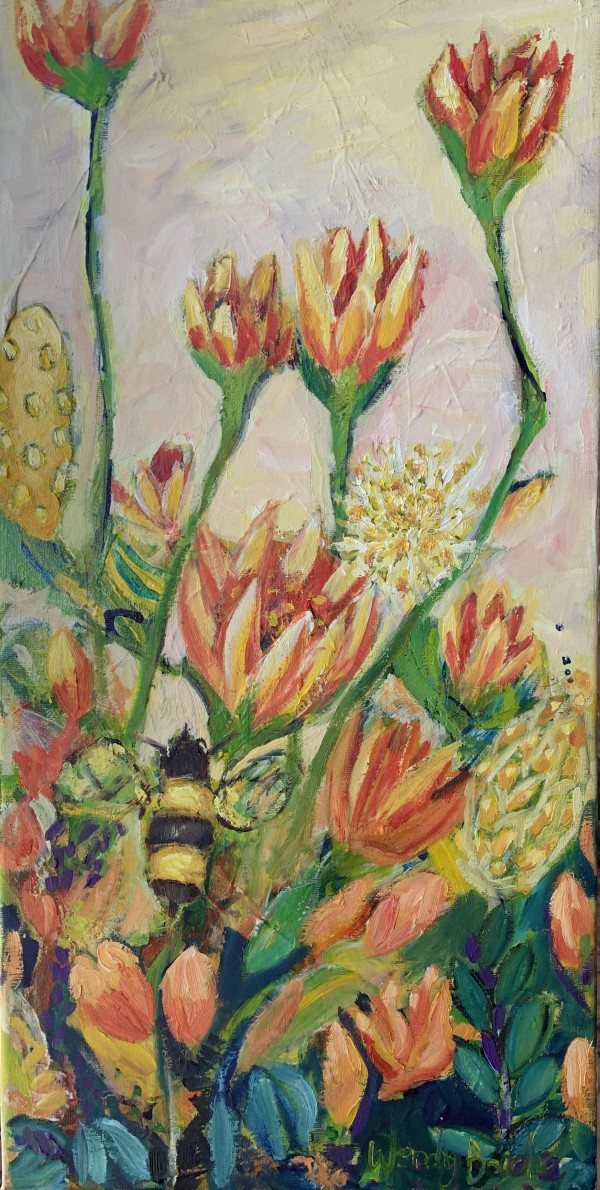 Flowers by Wendy Bache