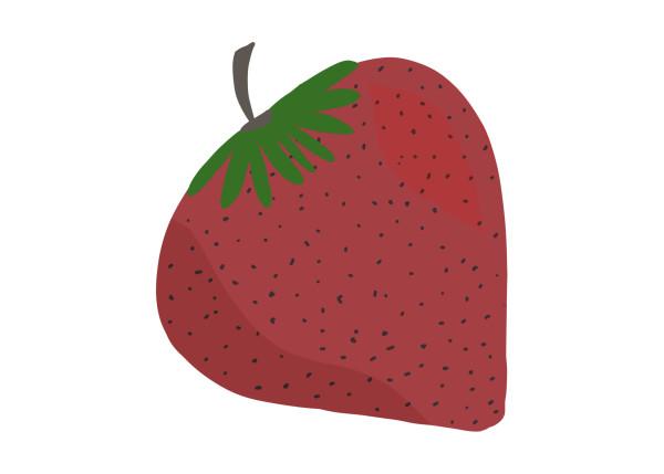 Strawberry by Jennifer Crouch
