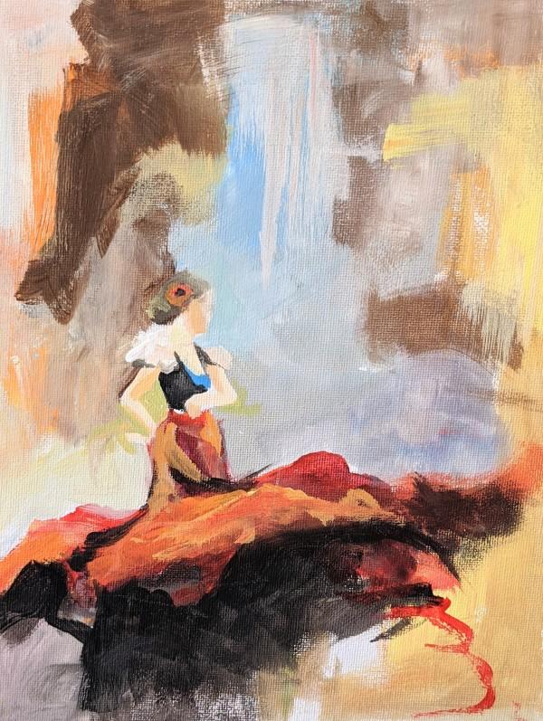 Lucia by Maria Kelebeev