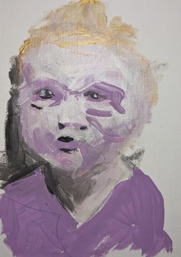 Baby by Maria Kelebeev