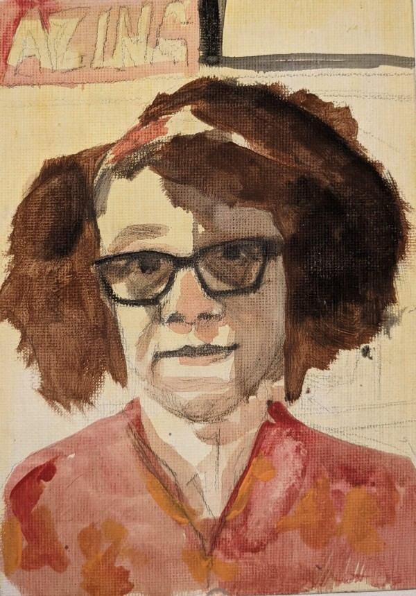 Bernardine Evaristo by Maria Kelebeev