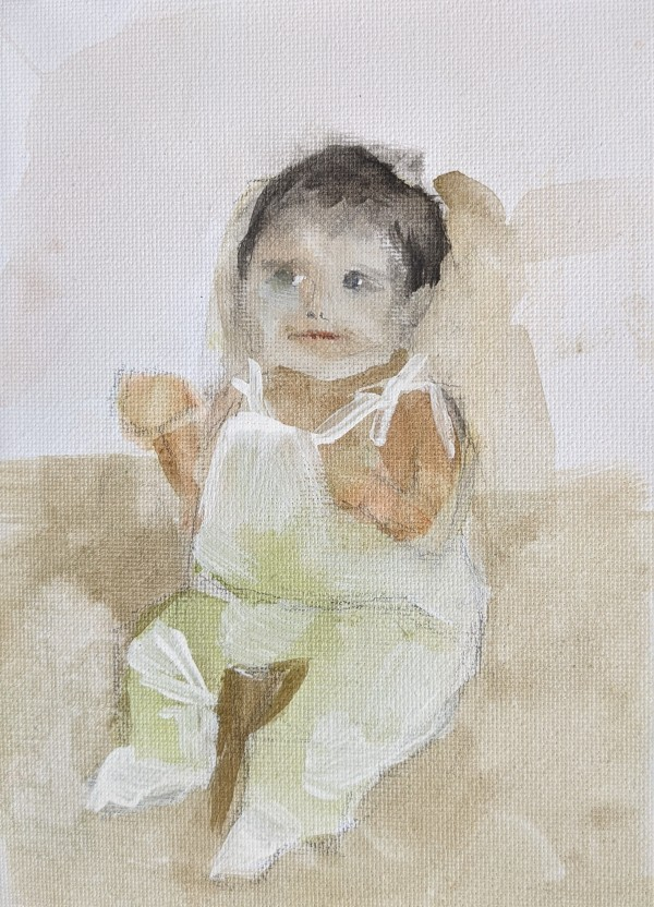 Gia Ruby by Maria Kelebeev