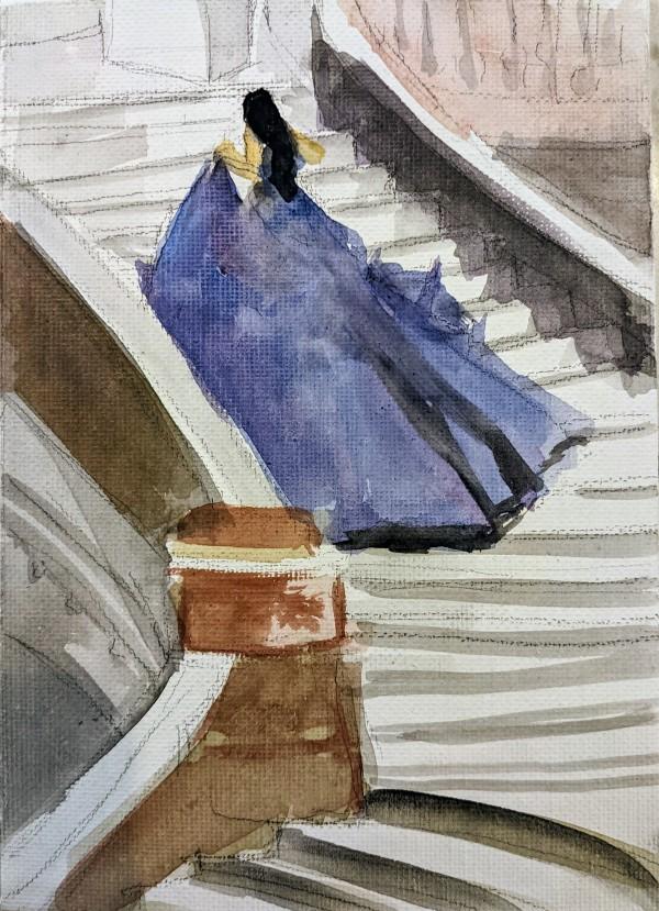Cinderella Moment by Maria Kelebeev