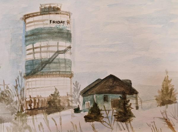 FH Tower by Maria Kelebeev