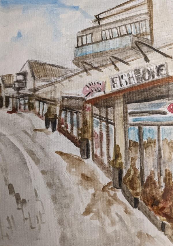FH Fishbone by Maria Kelebeev