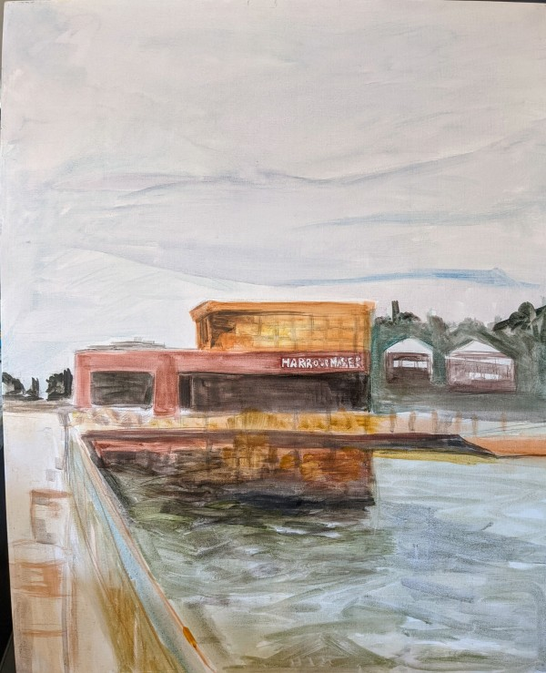 FH Harbour Master by Maria Kelebeev