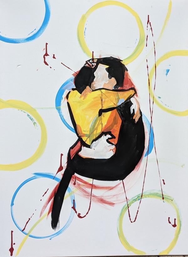 Embrace by Maria Kelebeev