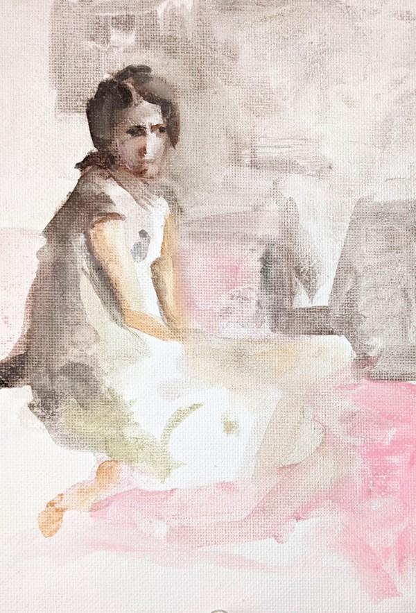 Feelings by Maria Kelebeev