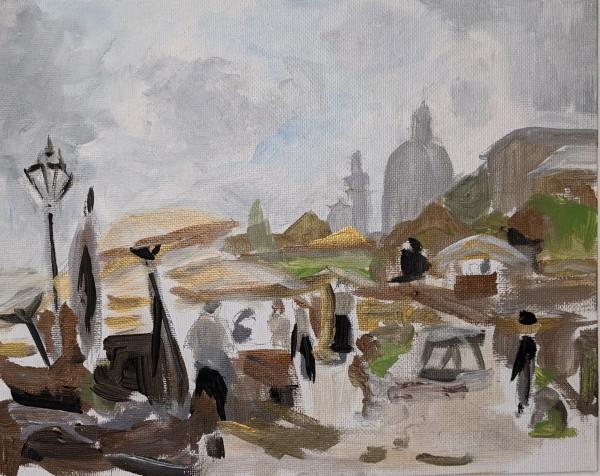Naschmrkt by Maria Kelebeev