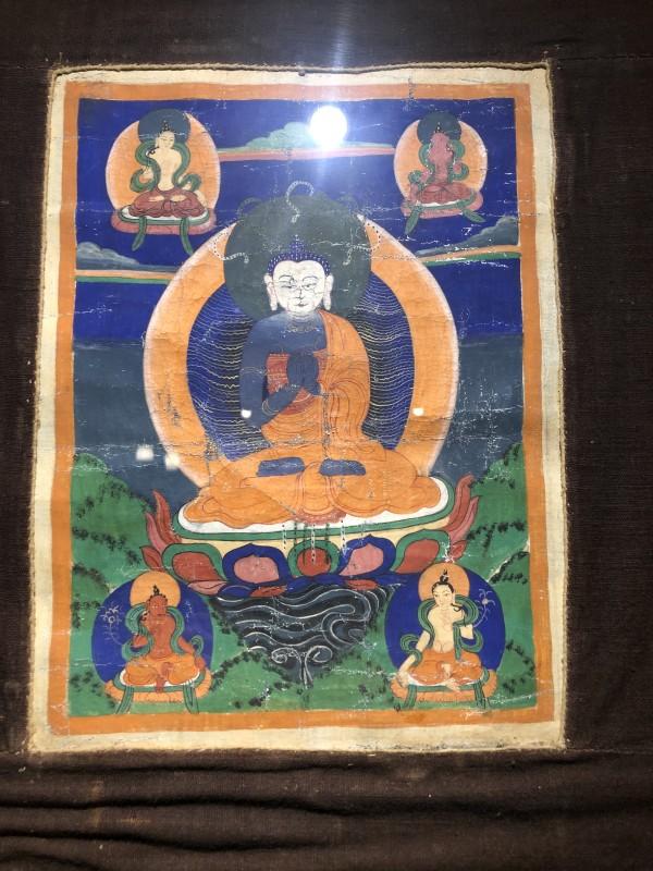 Tibetan Tapestry #1