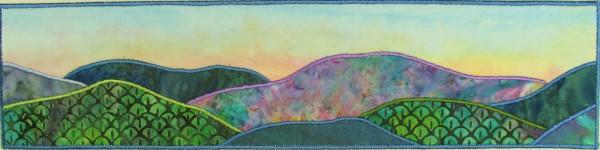 Blue Ridge Panorama Series by Lynda Sondles