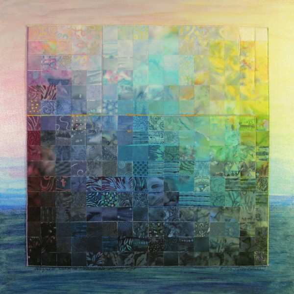 Horizons III - Out of the Darkness and Into the Light by Lynda Sondles