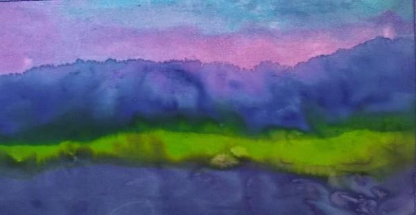 Spring Morning by Lynda Sondles