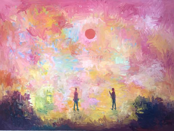 September Sun by John Ferry