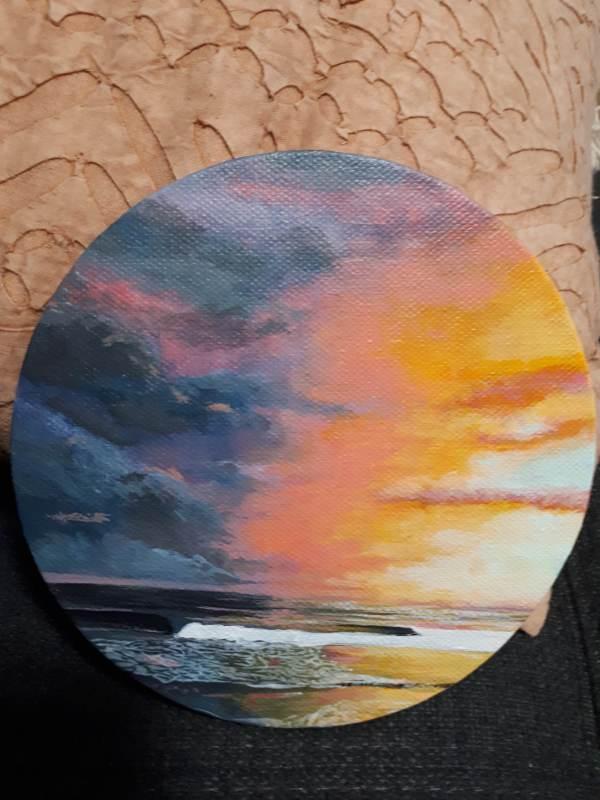 Sunset Study by Studio Philips