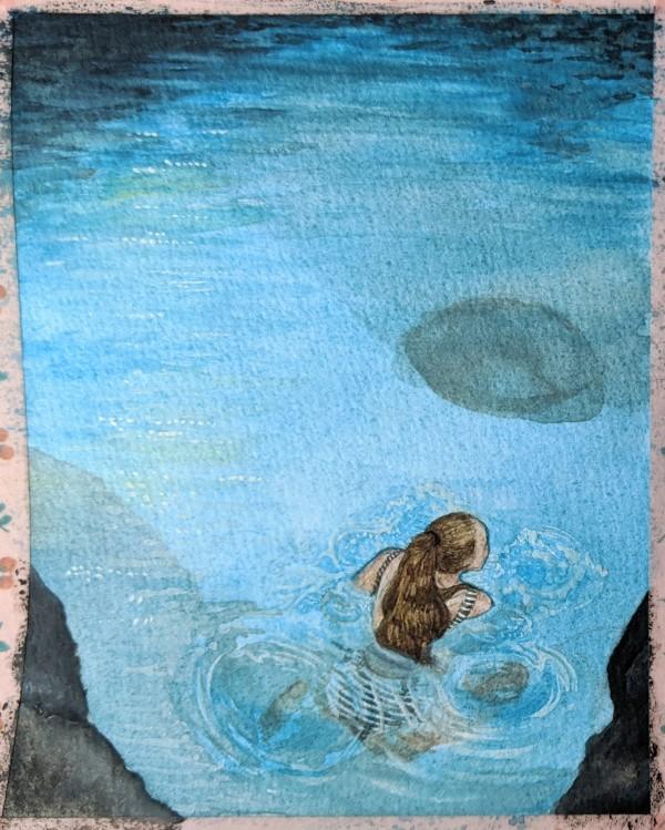 Miniature Ocean Study #2 by Studio Philips